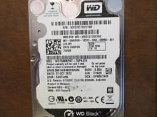 Western Digital WD7500BPKT-75PK4T0 DCM:EAOTJHN 750gb Sata (Donor for Parts)