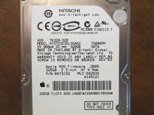 Hitachi HTS723232L9SA62 PN:0A73152 MLC:DA2835 Apple#655-1460 320gb Sata