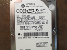 Hitachi HTS542520K9SA00 PN:0A54915 MLC:DA2153 Apple#655-1407A 200gb Sata