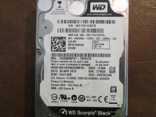 Western Digital WD5000BPKT-75PK4T0 DCM:EAOTJHB 500gb Sata (Donor for Parts)