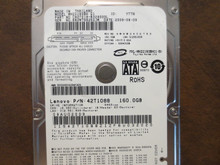 Fujitsu MHZ2160BH G1 CA07018-B324000L 0FFCAA-0084000B 160gb Sata (Donor for Parts)