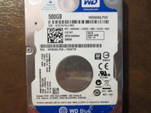 Western Digital WD5000LPVX-75V0TT0 DCM:HBKTJVB 500gb Sata (Donor for Parts)