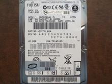 Fujitsu MHT2040AH PL CA06377-B11400DL 0279-006C 40gb IDE/ATA (Donor for Parts)