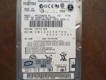 Fujitsu MHT2040AH PL CA06377-B11400DL 02A4-006C 40gb IDE/ATA (Donor for Parts)
