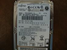 Fujitsu MHT2060AT PL CA06297-B23600C1 0F5B-0022 60gb IDE/ATA (Donor for Parts)
