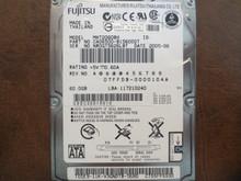 Fujitsu MHT2060BH CA06500-B156000T 07FFDB-0000104A 60gb Sata (Donor for Parts)