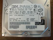 IBM IC35L180AVV207-1 MLC:H69205 PN:07N9216 185.2gb IDE/ATA (Donor for Parts)