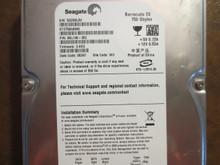 Seagate ST3750640NS 9BL148-302 FW:3.AEG WU 750gb Sata (Donor for Parts) (T)