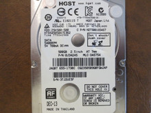 Hitachi HTS545050A7E362 PN:0J34245 MLC:DA5754 Apple#655-1730C 500gb Sata