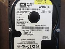 Western Digital WD400BD-23LRA0 DCM:HSBACTJCA 40gb Sata