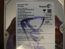 Seagate ST380011AS 9W2013-007 FW:3.00 AMK 80gb Sata (Donor for Parts) 3MR08BCR