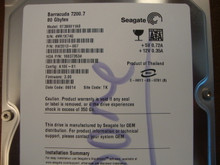 Seagate ST380011AS 9W2013-007 FW:3.00 TK 80gb Sata (Donor for Parts) 4MR1X74Q