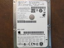 Fujitsu MJA2160BH CA07083-B63200AP 0DF98A-00810020 Apple#655-1545C 160gb Sata