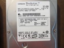 Hitachi HDP725025GLA380 PN:0A37754 MLC:BA2783 Apple#655-1437A 250gb Sata  (Donor for Parts)