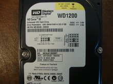 WD WD1200JB-00GVA0 DCM:HSBHCT2AH 120gb IDE/ATA (Donor for Parts)