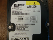 WD WD1200JB-00GVC0 DCM:DSCHNT2CA 120gb IDE/ATA (Donor for Parts) WMALA1793591