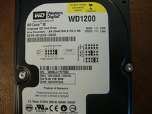 WD WD1200JB-00GVC0 DCM:DSCHNT2CA 120gb IDE/ATA (Donor for Parts) WMALA1737968