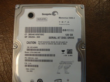 Seagate ST9120821AS 9W3184-022 FW:7.24 WU 120gb Sata (Donor for Parts) 5PL428BX