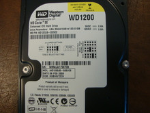 WD WD1200JB-00GVC0 DCM:HSBHNT2CH 120gb IDE/ATA (Donor for Parts)