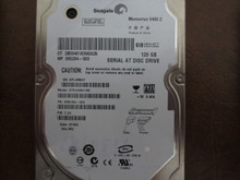 Seagate ST9120821AS 9W3184-022 FW:7.24 WU 120gb Sata (Donor for Parts) 5PL35N7T