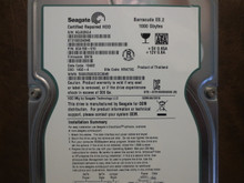 Seagate ST31000340NS 9CA158-510 FW:SN16 KRATSG 1.0TB Sata (Donor for Parts)
