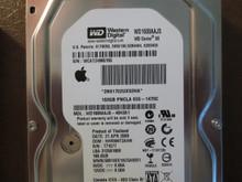 Western Digital WD1600AAJS-40H3A1 DCM:HHRNNT2AHN Apple#655-1470C 160gb Sata