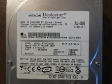 Hitachi HDS721075KLA330 PN:0A35850 MLC:BA2634 Apple#655-1394A 750gb Sata