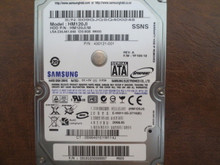 Samsung HM120JI (HM120JI/M) REV.A FW:YF100-18 (SSNS) 120gb Sata  (Donor for Parts)