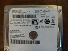 Fujitsu MHY2120BH CA06889-B375000T 0CFD0C-0040020B 120gb Sata (Donor for Parts)