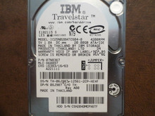 IBM IC25N020ATCS04-0 PN:07N8367 MLC:H68897 20gb IDE (Donor for Parts)