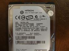 Hitachi HTS542512K9SA00 PN:0A54973 MLC:DA2031 120gb Sata (Donor for Parts)