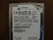 Hitachi HTS541616J9SA00 PN:0A50839 MLC:DA1753 160gb Sata (Donor for Parts)