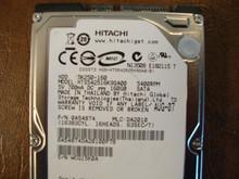 Hitachi HTS542516K9SA00 PN:0A54874 MLC:DA2010 160gb Sata  (Donor for Parts) WCG15K0A