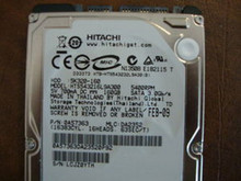 Hitachi HTS543216L9A300 PN:0A57363 MLC:DA2352 160gb Sata (Donor for Parts) (CJZ0YTH)
