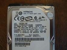 Hitachi HTS543216L9A300 PN:0A57363 MLC:DA2352 160gb Sata (Donor for Parts) (NHKJTJA)