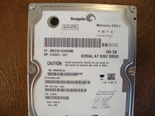 Seagate ST9160821AS 9S1134-020 FW:3.BHD WU 160gb Sata (Donor for Parts) 5MA3QLG6