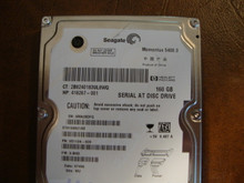 Seagate ST9160821AS 9S1134-020 FW:3.BHD WU 160gb Sata (Donor for Parts) 5MA2BDFG