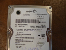 Seagate ST9160821AS 9S1134-020 FW:3.BHD WU 160gb Sata (Donor for Parts) 5MA37J0L
