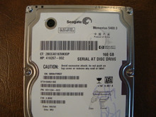 Seagate ST9160821AS 9S1134-022 FW:3.BHE WU 160gb Sata (Donor for Parts) 5MA9YMQY