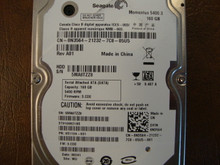 Seagate ST9160821AS 9S1134-031 FW:3.CDE WU 160gb Sata (Donor for Parts) 5MA8TZZ8