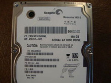 Seagate ST9160821AS 9S1134-022 FW:3.BHE WU 160gb Sata (Donor for Parts)