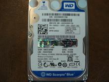 Western Digital WD1200BEVT-75ZCT2 DCM:HBCVJHNB 120gb Sata