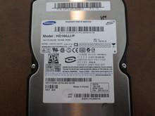 Samsung HD160JJ/P REV.A FW:ZM100-34 (P/V FS) 160gb Sata S0DFJ1HL605018
