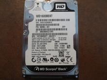 Western Digital WD1600BEKT-60A25T1 DCM:HECTJHBB 160gb Sata