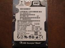Western Digital WD1600BEKT-60A25T1 DCM:HHCTJHBB 160gb Sata WX60AC9N1715