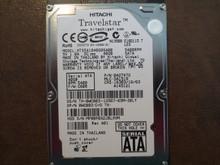 Hitachi HTS541040G9SA00 PN:0A27472 MLC:DA1519 FW:C60R 40gb Sata MPBBP0X2JBLXVM (T)