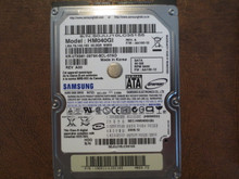 Samsung HM040GI REV.A FW:AA100-12 (M80S FS) 40gb Sata S0JUJ10LC35155 (T)
