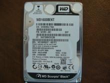 WESTERN DIGITAL WD1600BEKT-66F3T2 DCM:HACVJHNB SATA 160GB