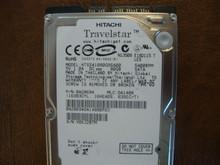 HITACHI HTS541080G9SA00 MLC:DA1488 PN:0A28694 80GB SATA