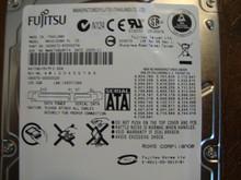 FUJITSU MHV2100BH PL CA06672-B35500TW 0BDD7E-00000029 100GB SATA NWAET6B28FF4